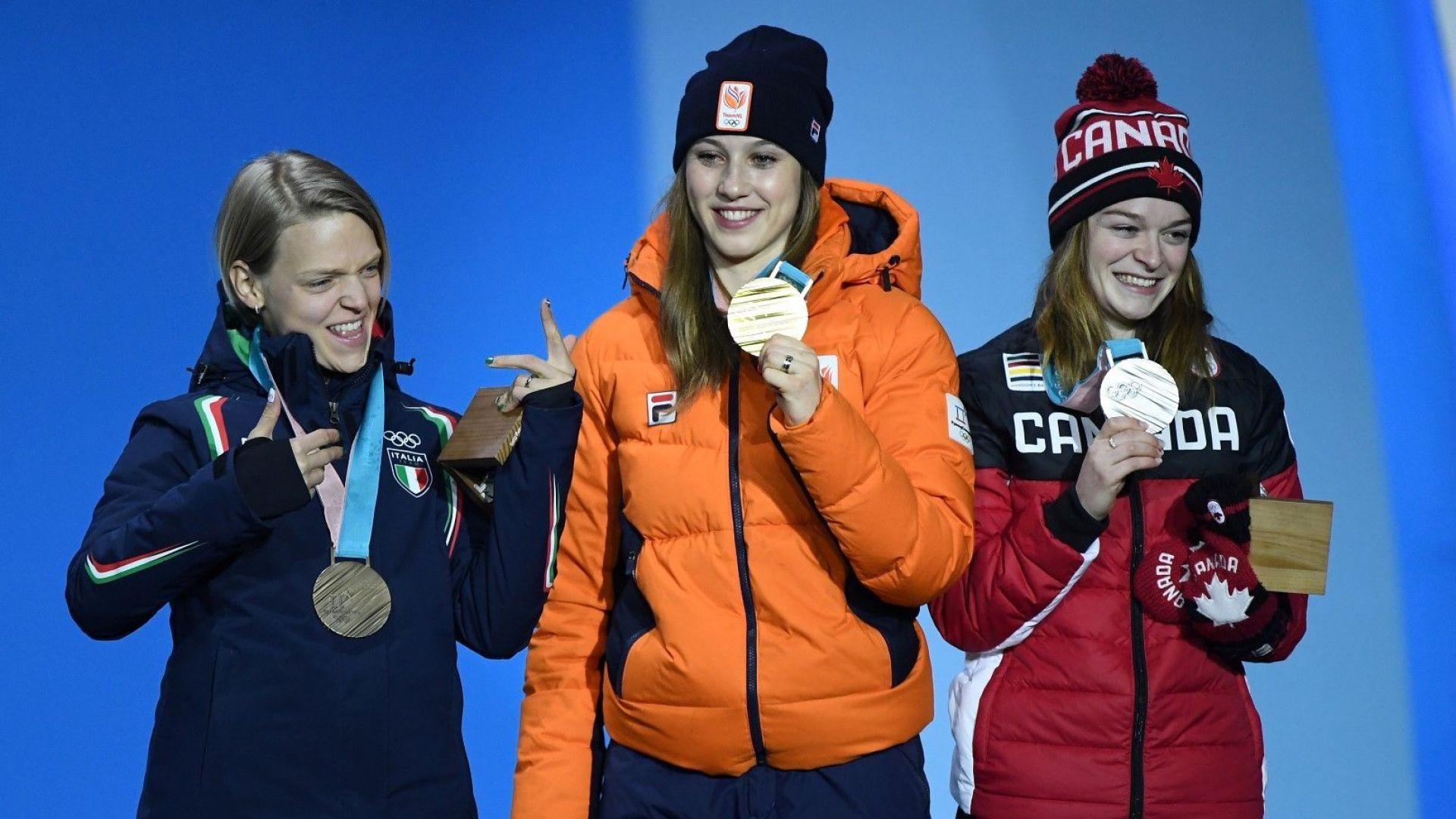 """Десет Олимпийски шампиони идват за битка в """"Арена Армеец"""""""