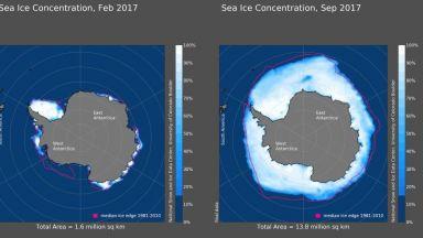 Научна експедиция изследва Антарктическото плато