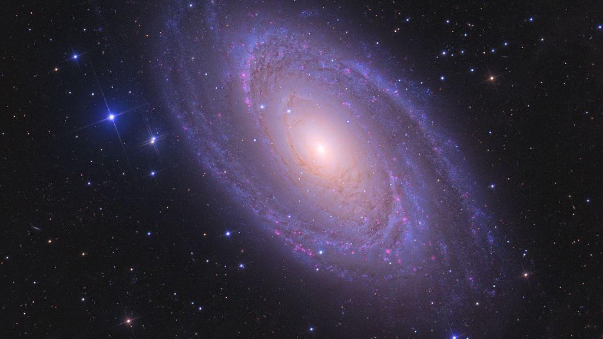 """Какво знаем за галактическия """"Съвет на Гигантите"""""""