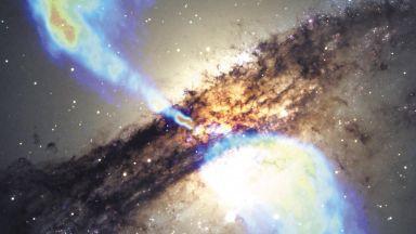 Мистериозен сигнал от далечна галактика се повтаря на всеки 157 дни