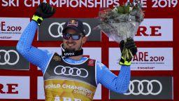 Сезонът приключи за актуален световен шампион в алпийските ски