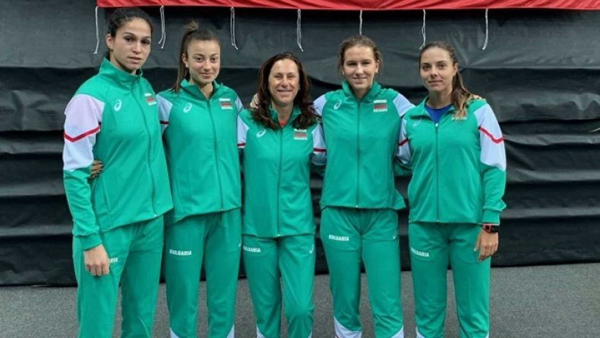 България победи Естония на Фед Къп