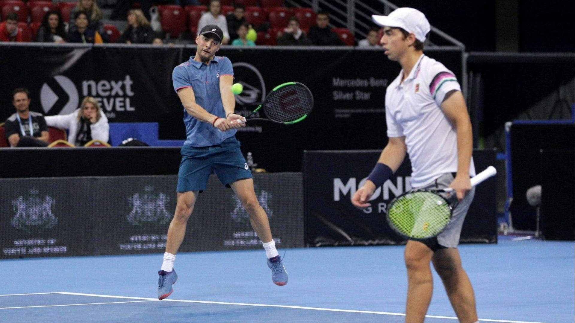 Трио от Sofia Open повежда отбора на България