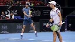 Андреев достигна четвъртфиналите в САЩ