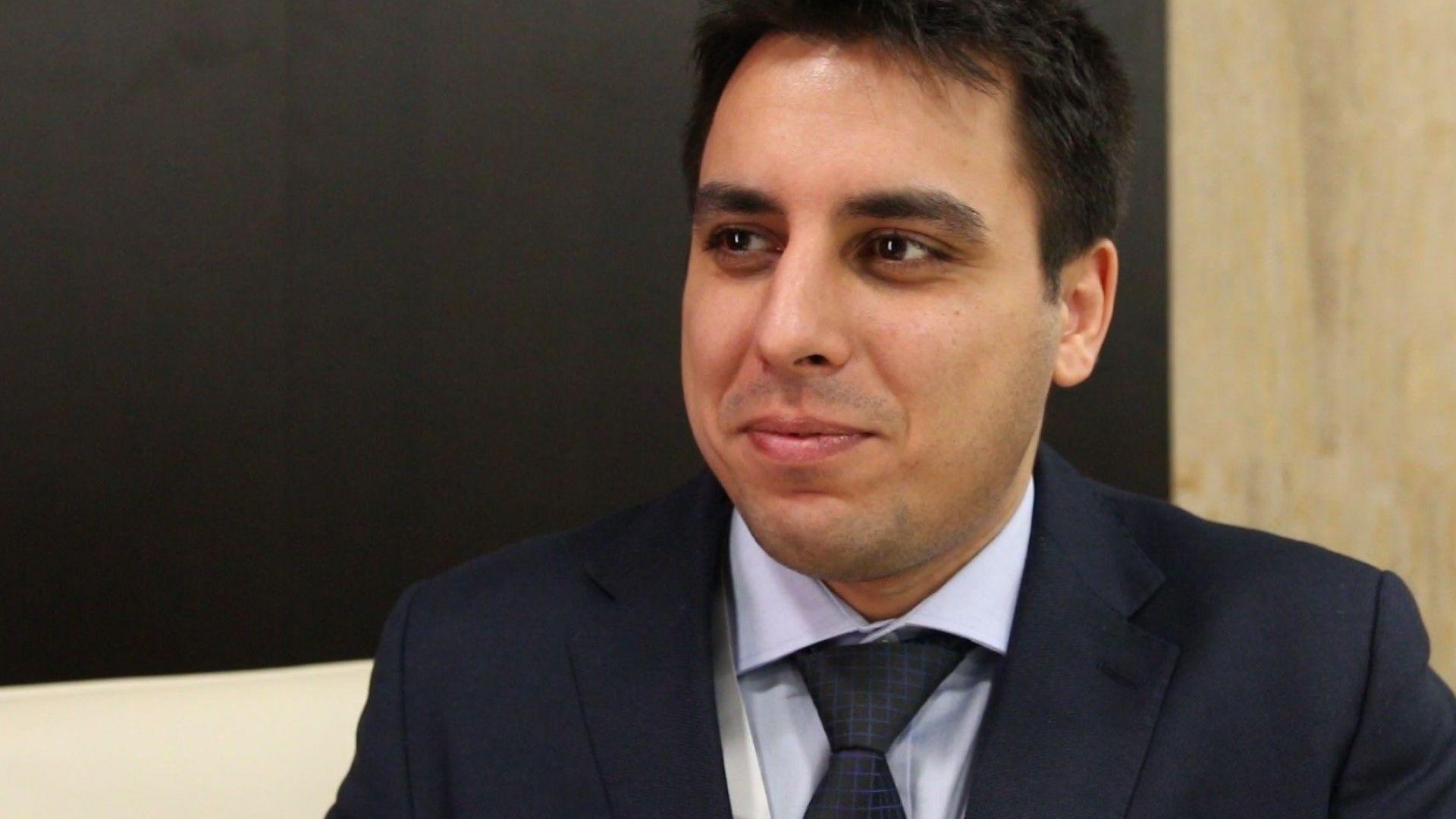 Калоян Буковски: Нивото на дигитализация в България е доста слабо, има какво да направим