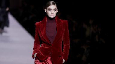 Том Форд откри Седмицата на модата в Ню Йорк (снимки)