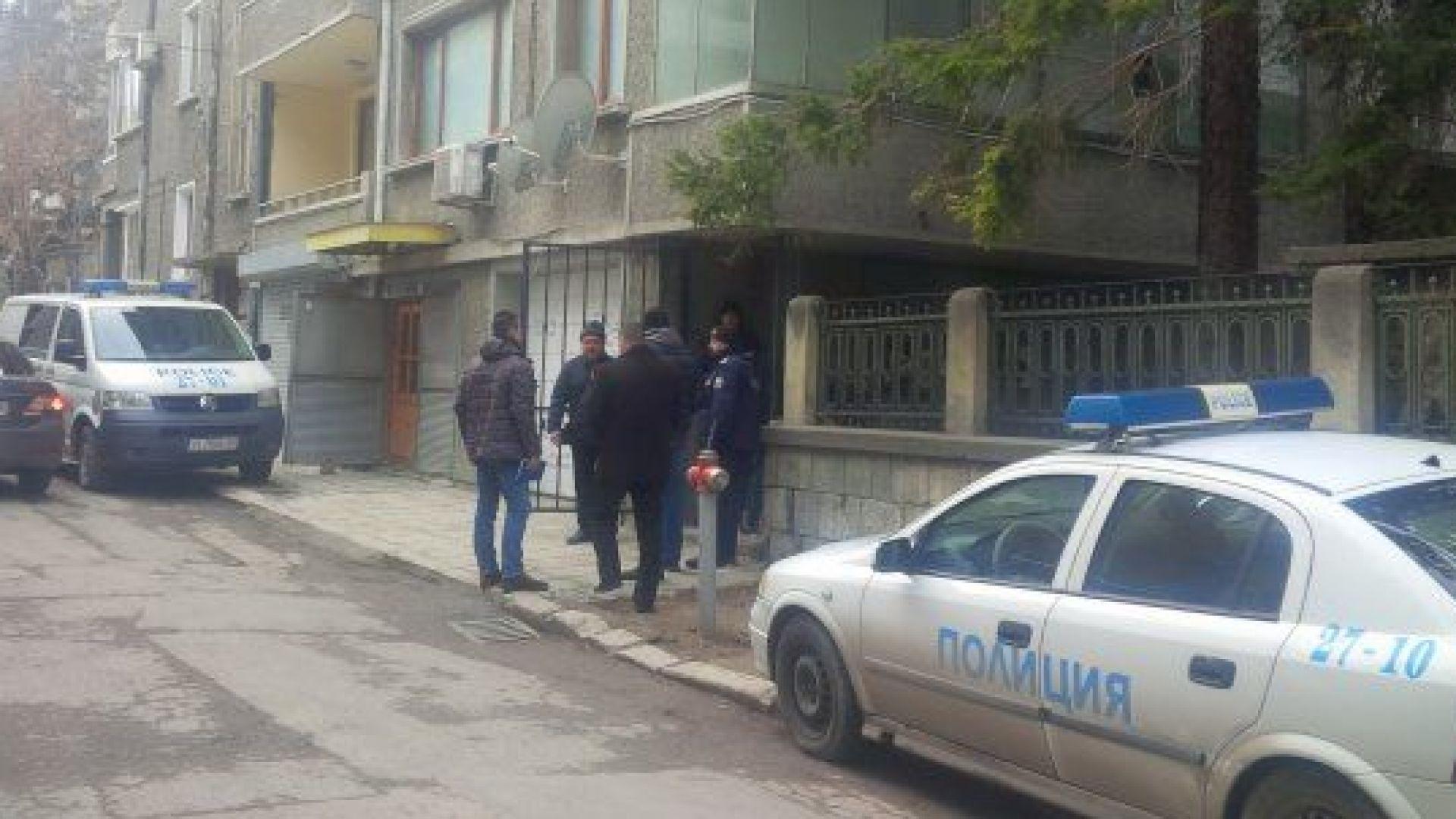 Откриха телата на съпрузи в апартамент в центъра на Шумен