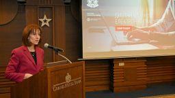 Камелия Нейкова: ЦИК може да продължи да работи и след изтичане на мандата й