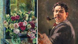 """Прозвището """"художникът на Сталин"""" съсипва живота на Александър Герасимов"""