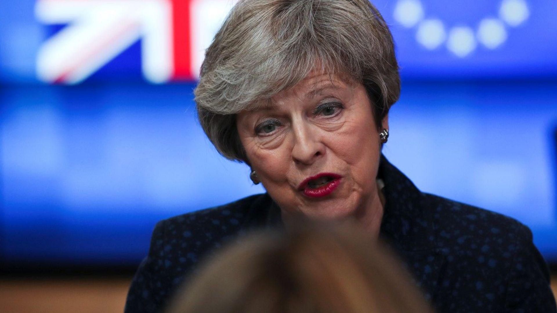 Брекзит със споразумение, заяви британският премиер