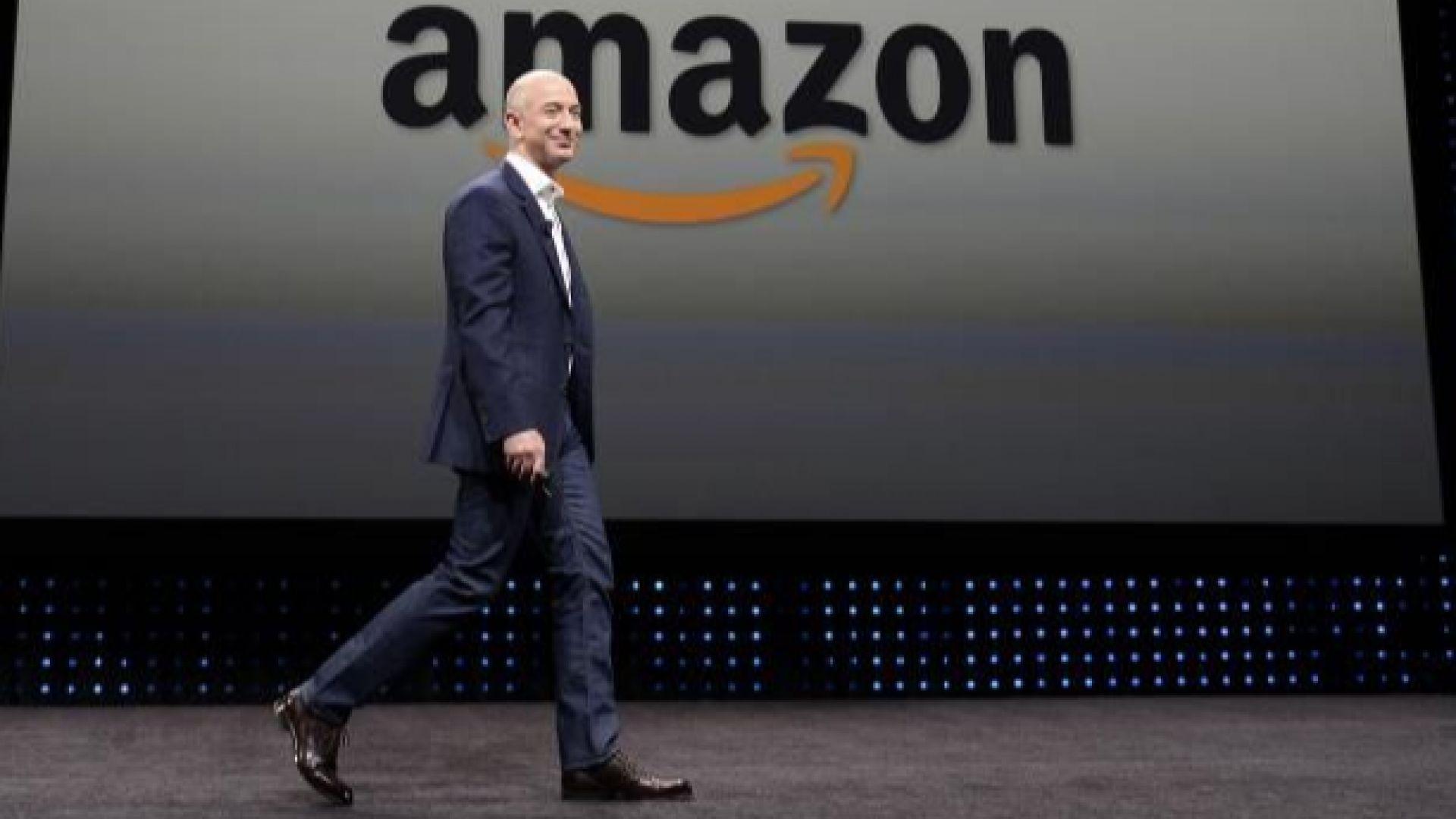 Amazon подготвя глобален интернет
