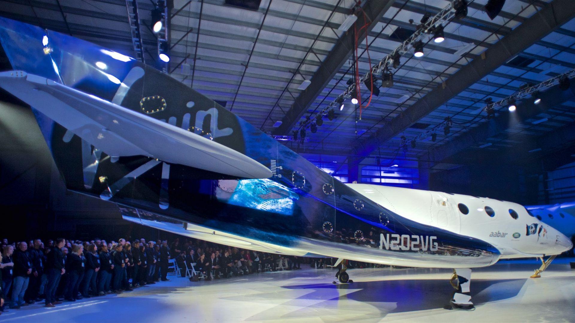 Ричард Брансън планира да извърши пътуване в  космоса