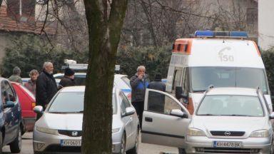 Откриха труп до кола на поп в Кюстендил