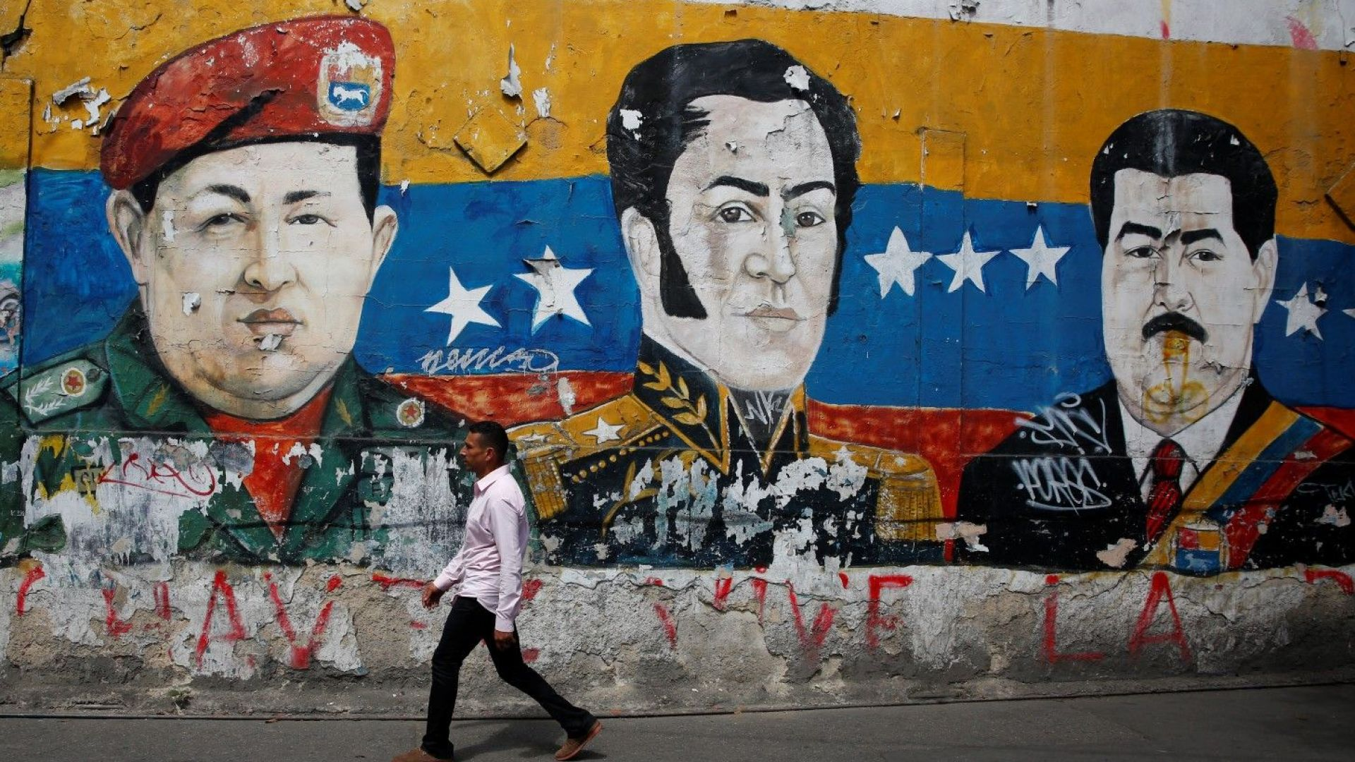 """Мадуро се закани да разгроми това """"лудо малцинство"""" опозицията"""