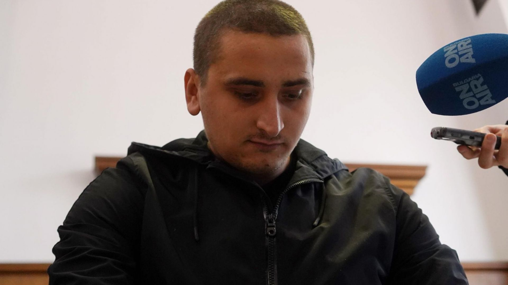 4 г. затвор за 26-годишния Йордан, ранил полицаи с бомбичка