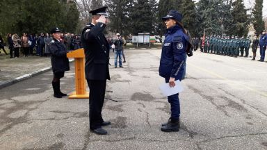 96 полицаи положиха клетва да спазват Етичния кодекс на служителите в МВР