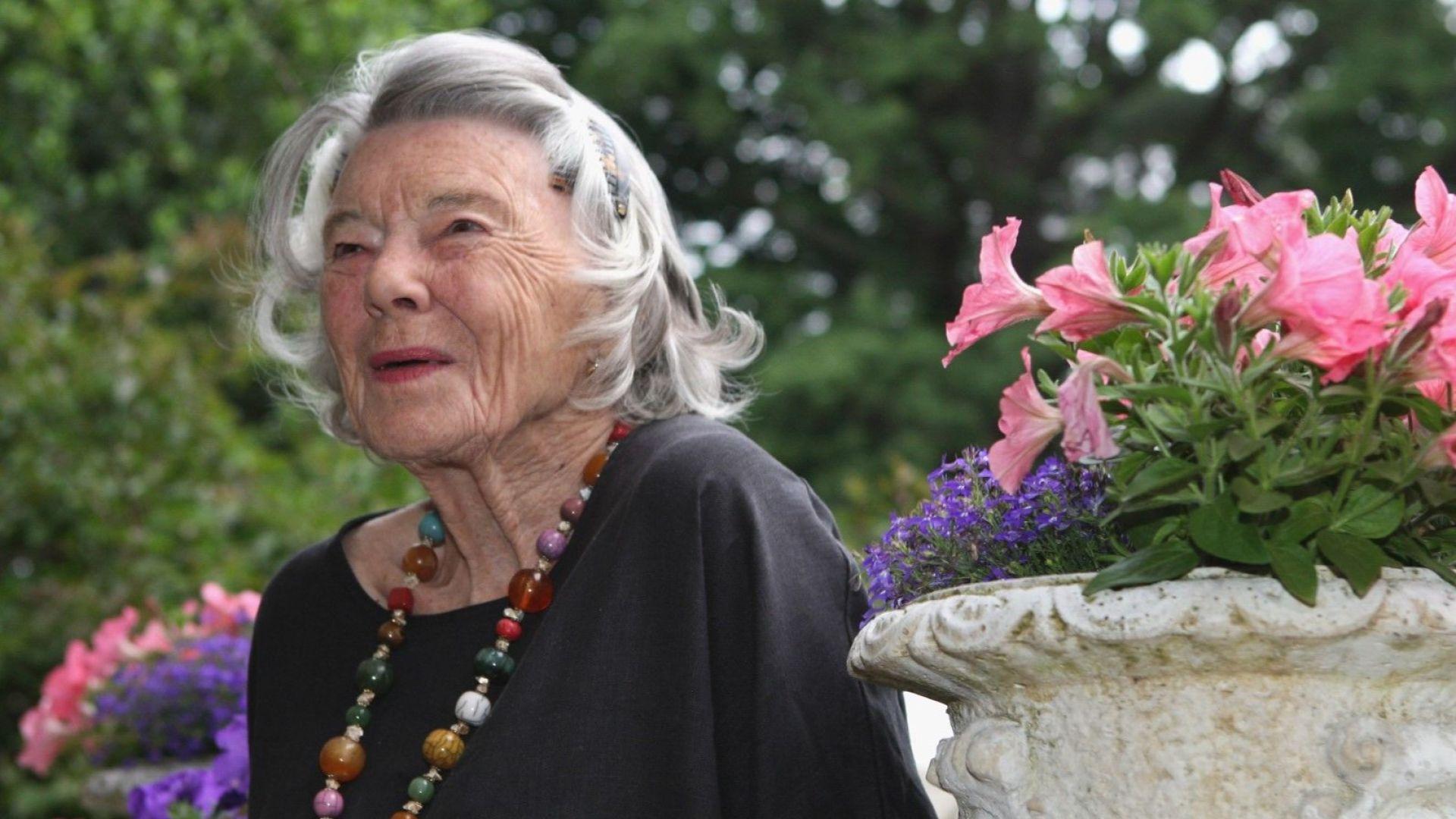 Почина голямата разказвачка на любовни истории Розамънд Пилчър