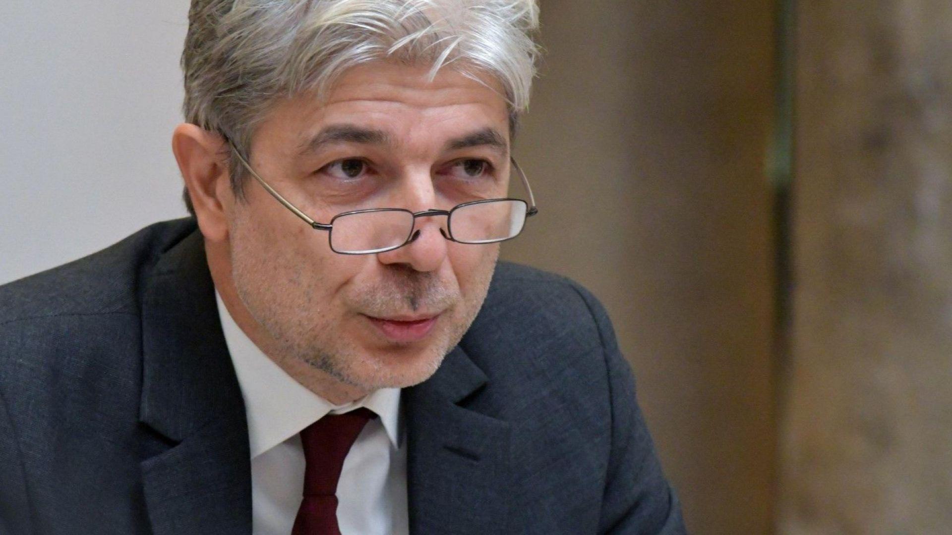 Нено Димов: Да се възстанови дюна ще бъде прецедентно за България