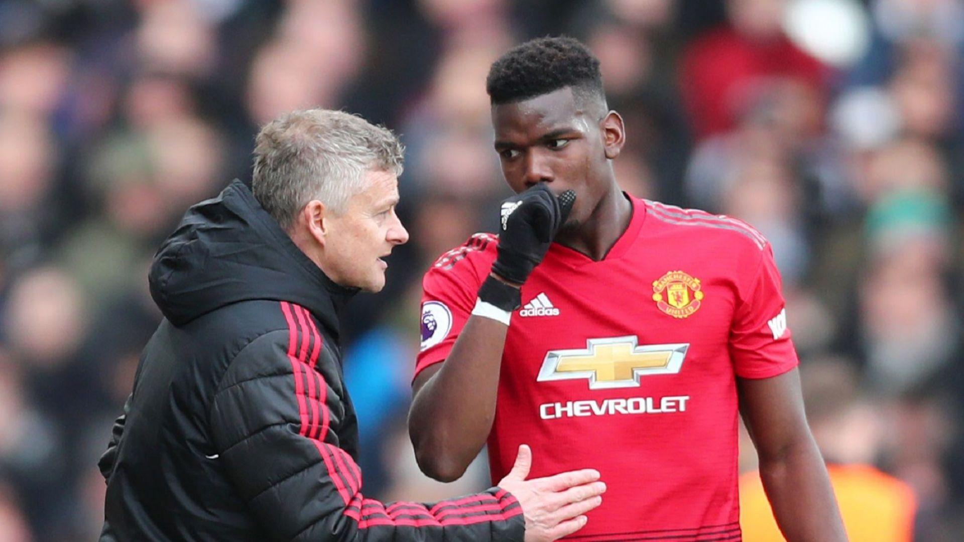Поне един човек в Юнайтед не се съмнява, че Погба ще остане
