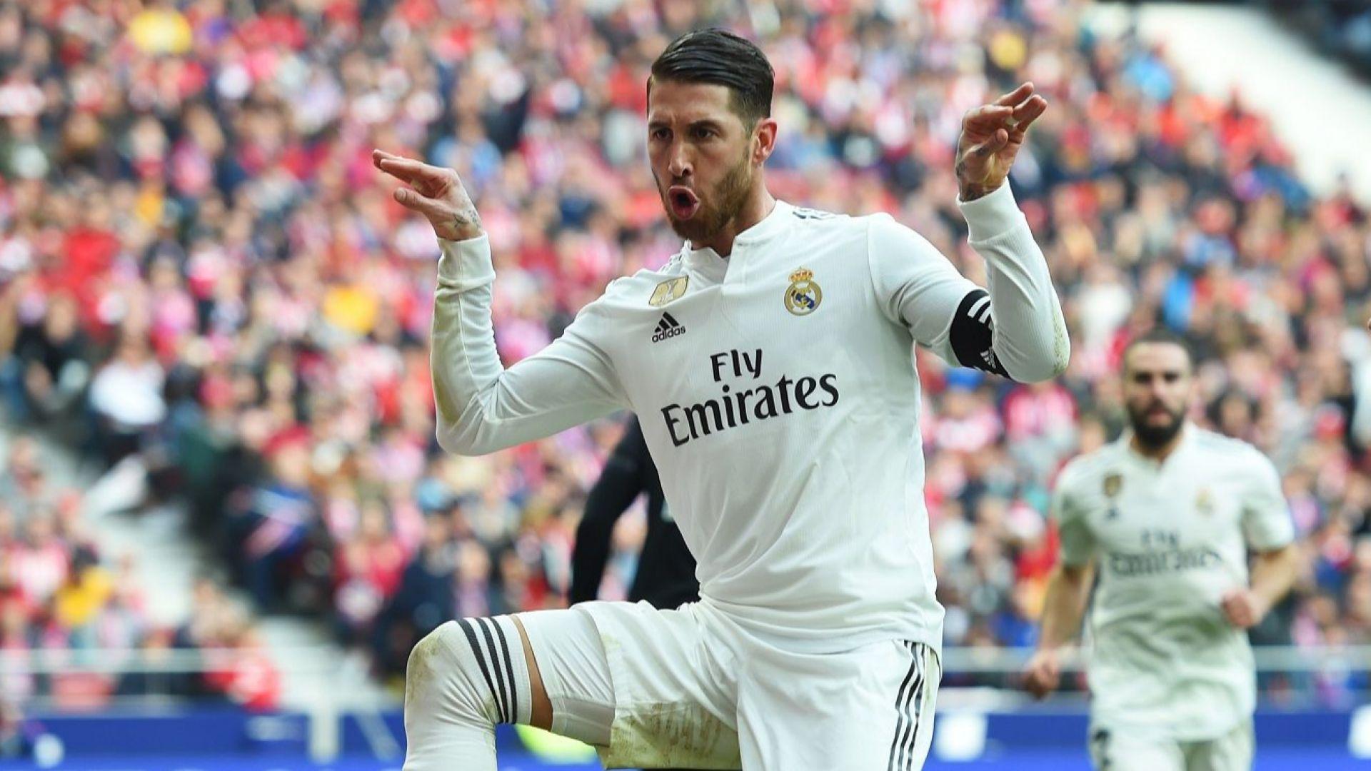 Реал превзе Мадрид и подгони лидера Барселона