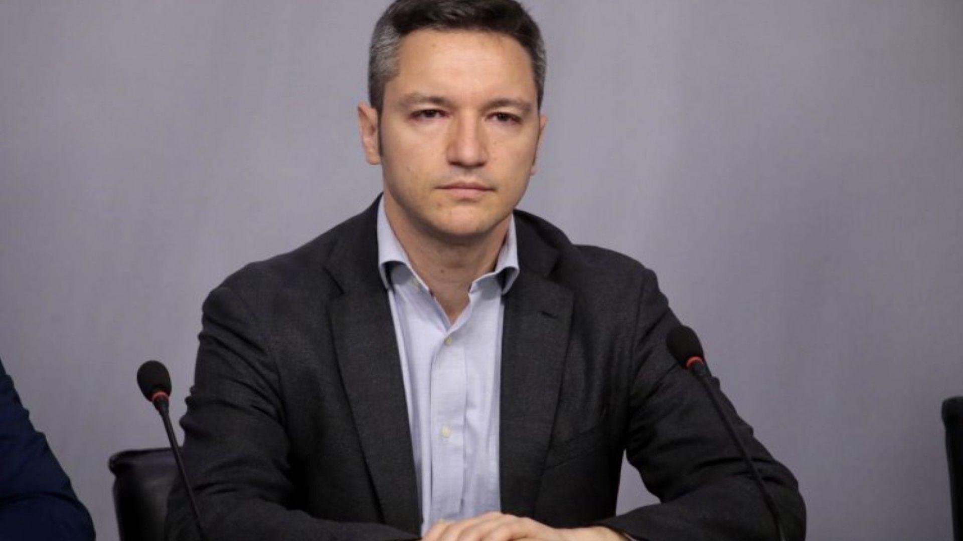 Кристиян Вигенин: Една осколка вече падна в нашия двор. Дано да няма продължение