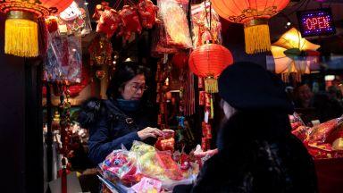 Над $75 млрд. приходи в Китай от лунната Нова година