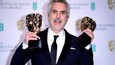 """""""Рома"""" и """"Фаворитката"""" са големите победители на наградите БАФТА (снимки)"""