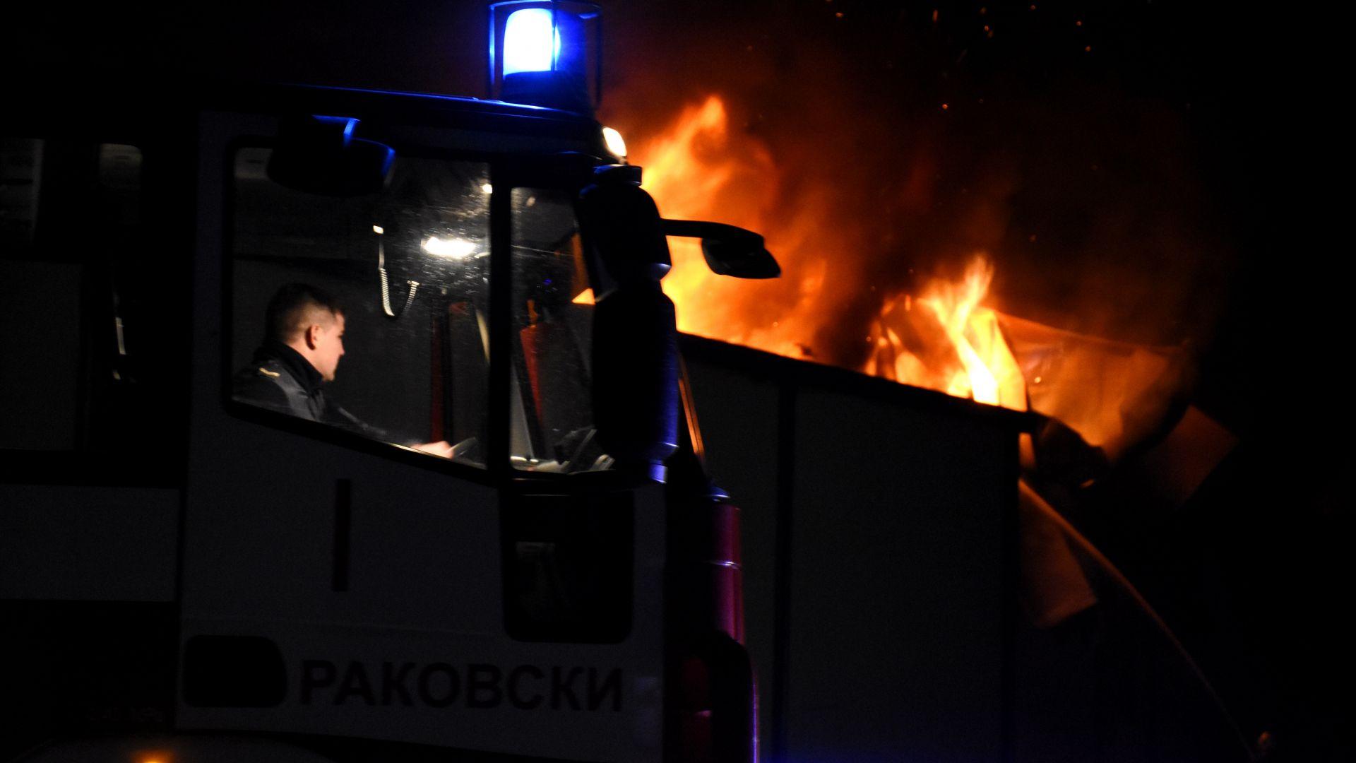 Мъж загина при пожар в къща във варненско село