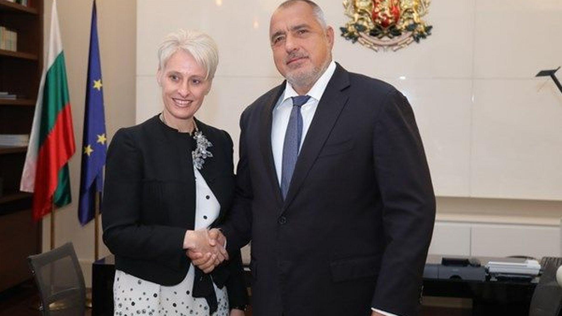 """Борисов се среща с британския посланик заради случая """"Гебрев-Скрипал"""""""