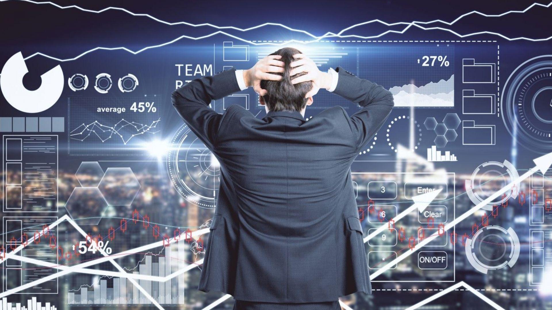 Белезите на предстояща рецесия в световната икономика стават все повече