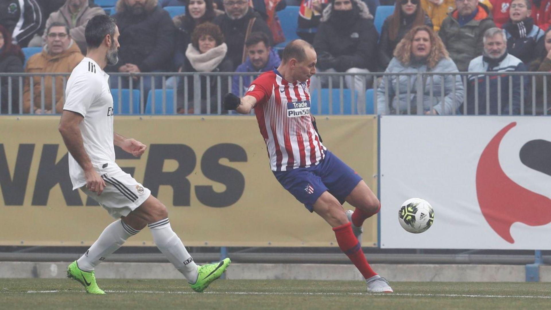 Мартин Петров вкара два гола на Реал