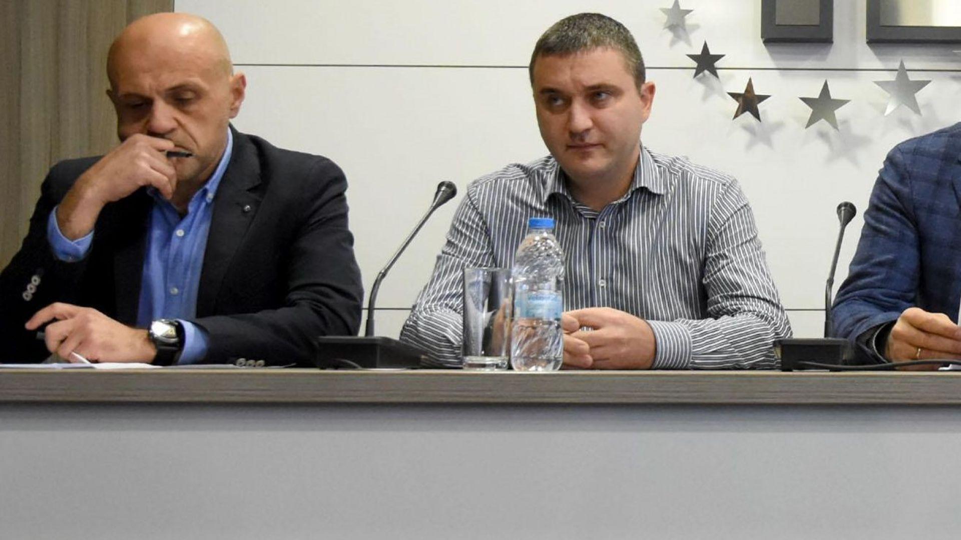 Двама настоящи и двама бивши министри дадоха показания по делото срещу Петър Москов