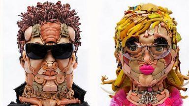 Провокативните кукли на Фрея Джобинс