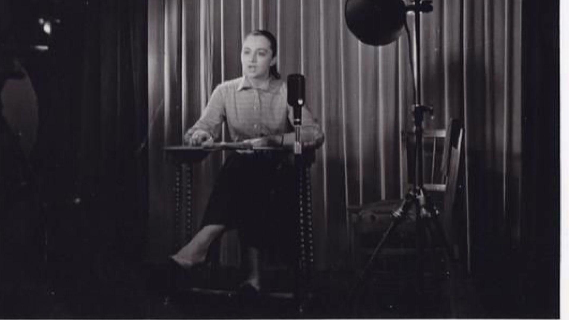 Снимка: Почина актрисата и първа телевизионна говорителка Цветана Гълъбова