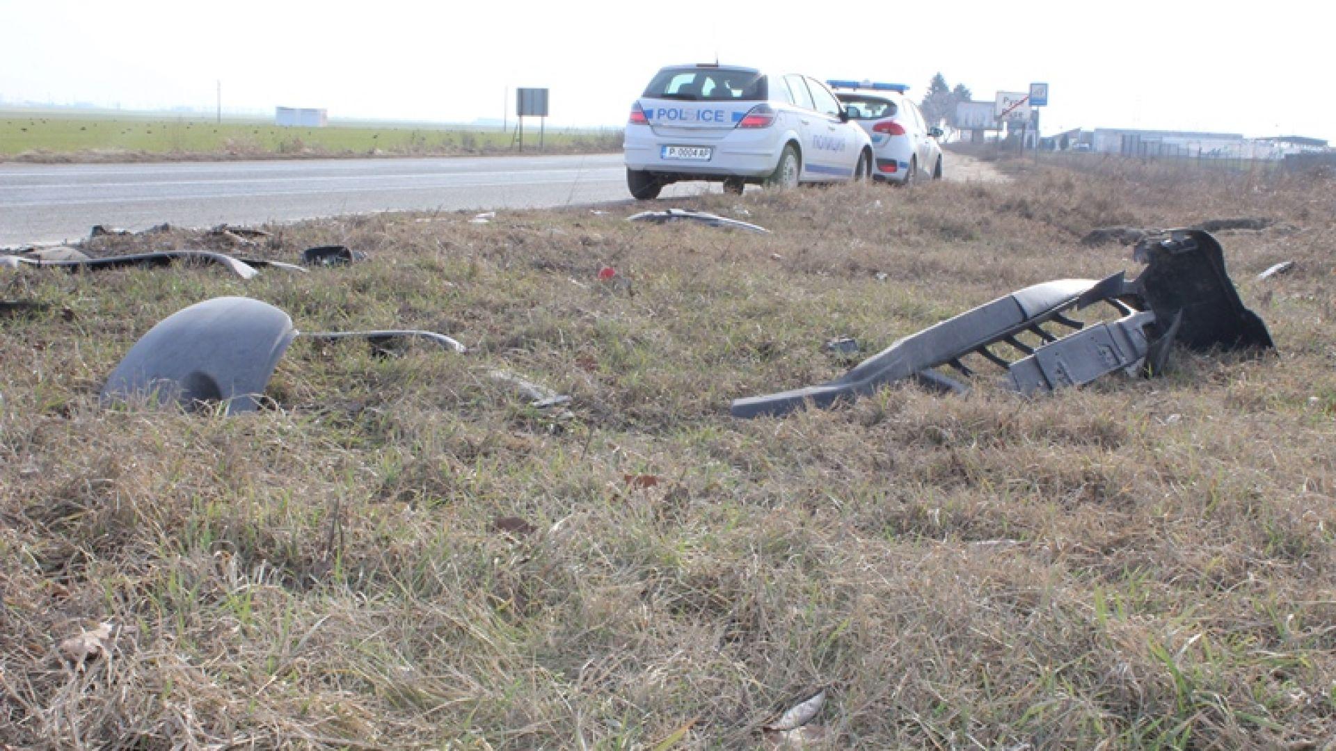 Взимат спешни мерки срещу опасно кръстовище в Русе