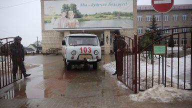 Ученик уби учителка и свой връстник в училище в Беларус