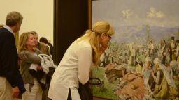 Квадрат 500 с поредица от музейни турове