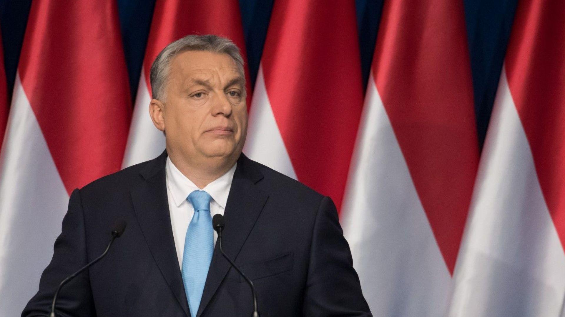 """Как Виктор Орбан се бори с """"демографския кошмар"""""""