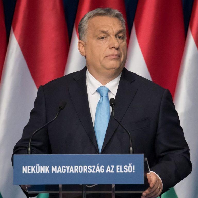 Виктор Орбан, премиер на Унгария