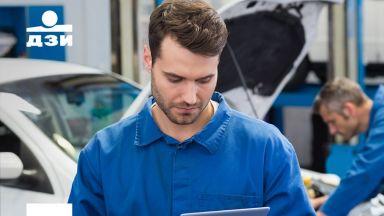 ДЗИ въвежда изцяло дигитализирана обработка на щети по автомобилна застраховка