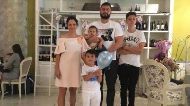 Мисията възможна: След 5 опита Николай Бареков стана баща на момиченце