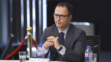 Стоян Мавродиев пред Dir bg: Посрещаме успешно юбилея на Българската банка за развитие