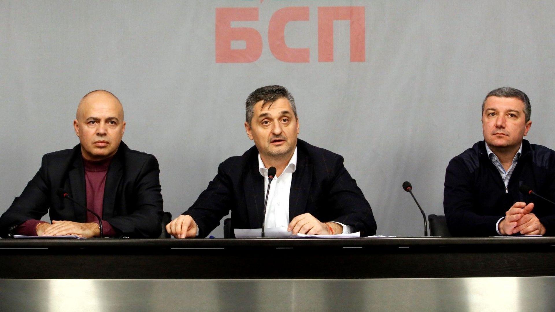 Кирил Добрев: Държавата заобикаля обществените поръчки, темата за пътищата е тъжна