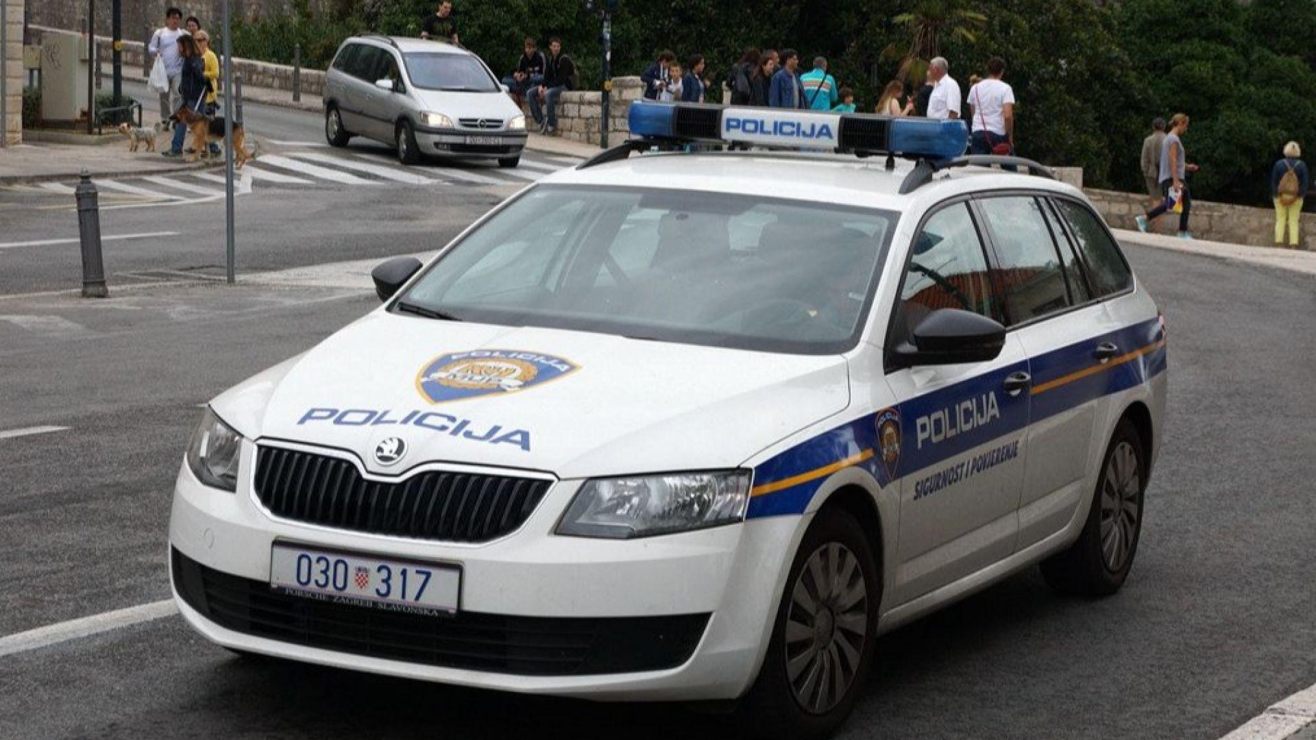 Месец арест за хърватина, изхвърлил децата си от терасата