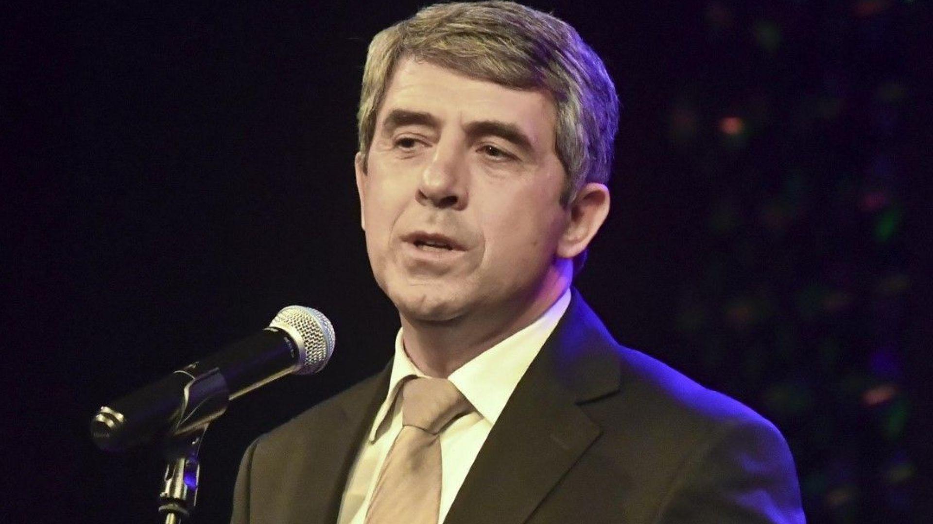 Плевнелиев: Кибератаката на изборите у нас през 2015 г. е дело на Fancy Bears