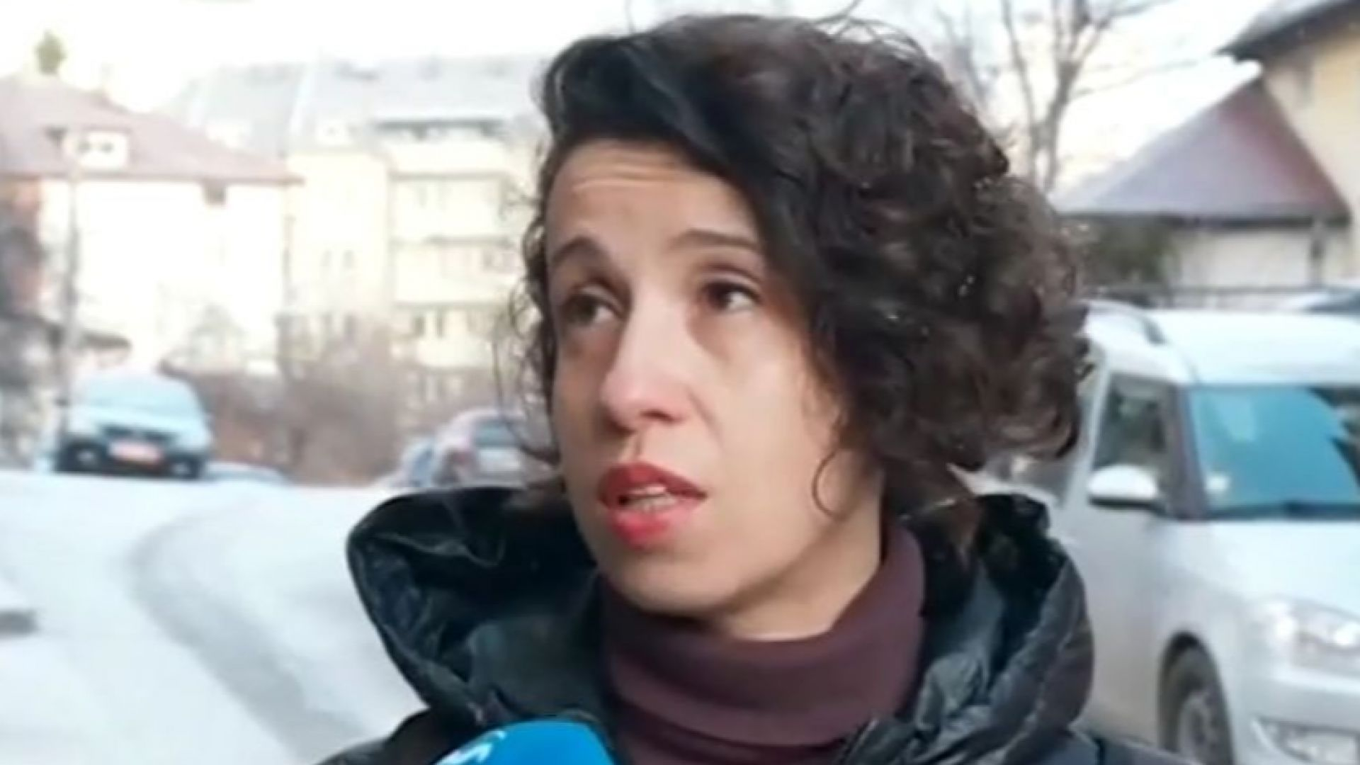 Бабаити изнудват жена за катастрофа, която не се е случвала