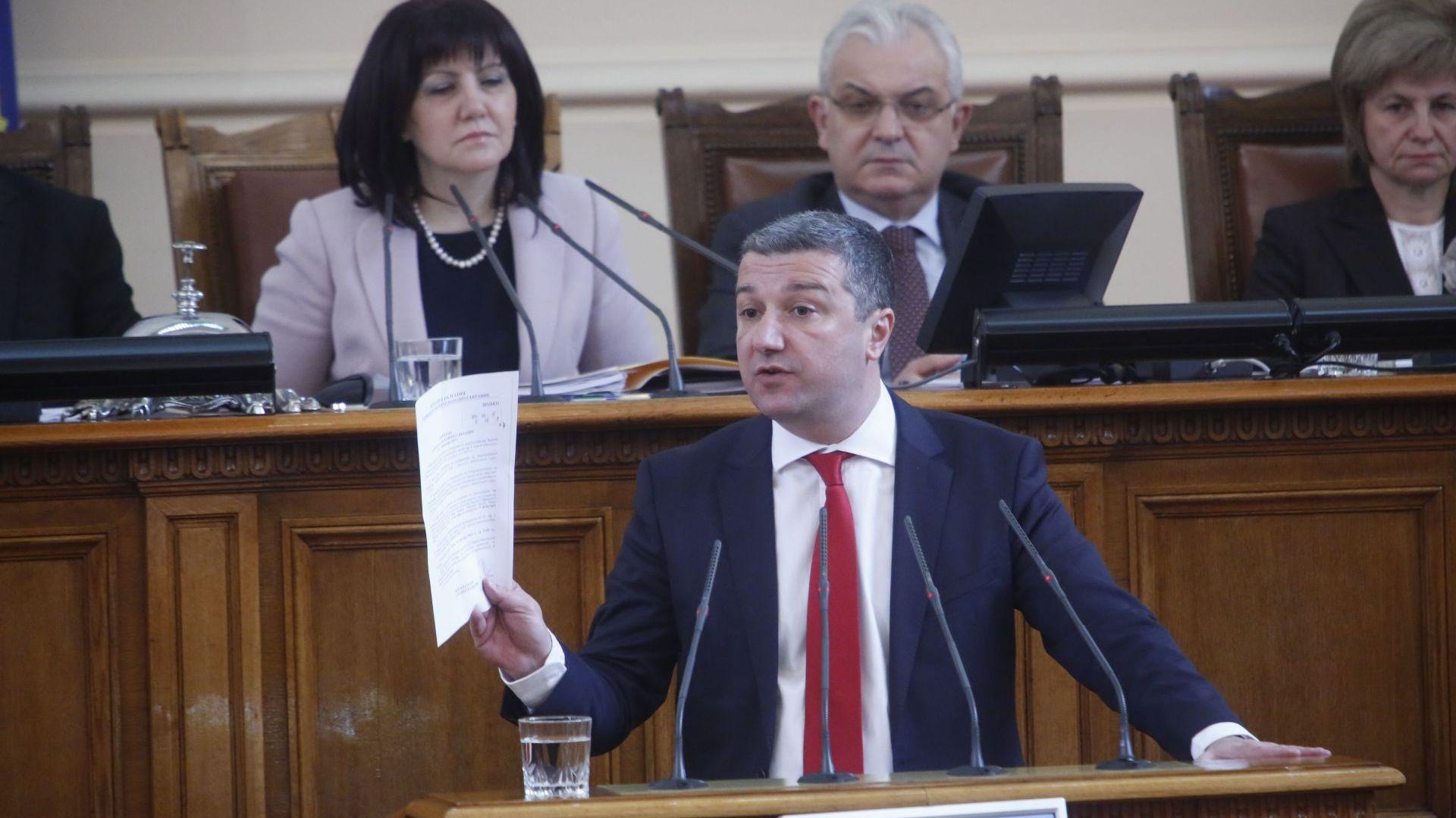 Драгомир Стойнев: БСП търси дебат и истината, а ГЕРБ мълчи, срамно е