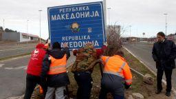 Русия призна официално новото име на Северна Македония