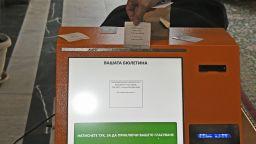 Показаха български машини за гласуване (снимки)