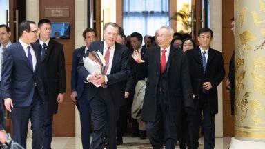 Старт на търговските преговори САЩ - Китай